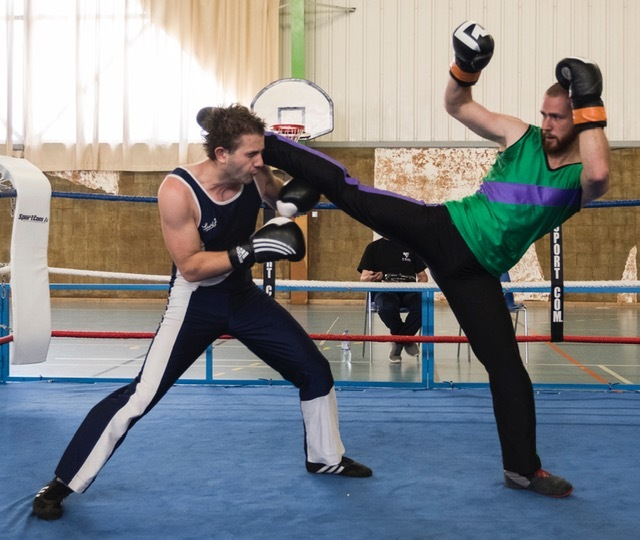 Savate Boxe Herblinoise